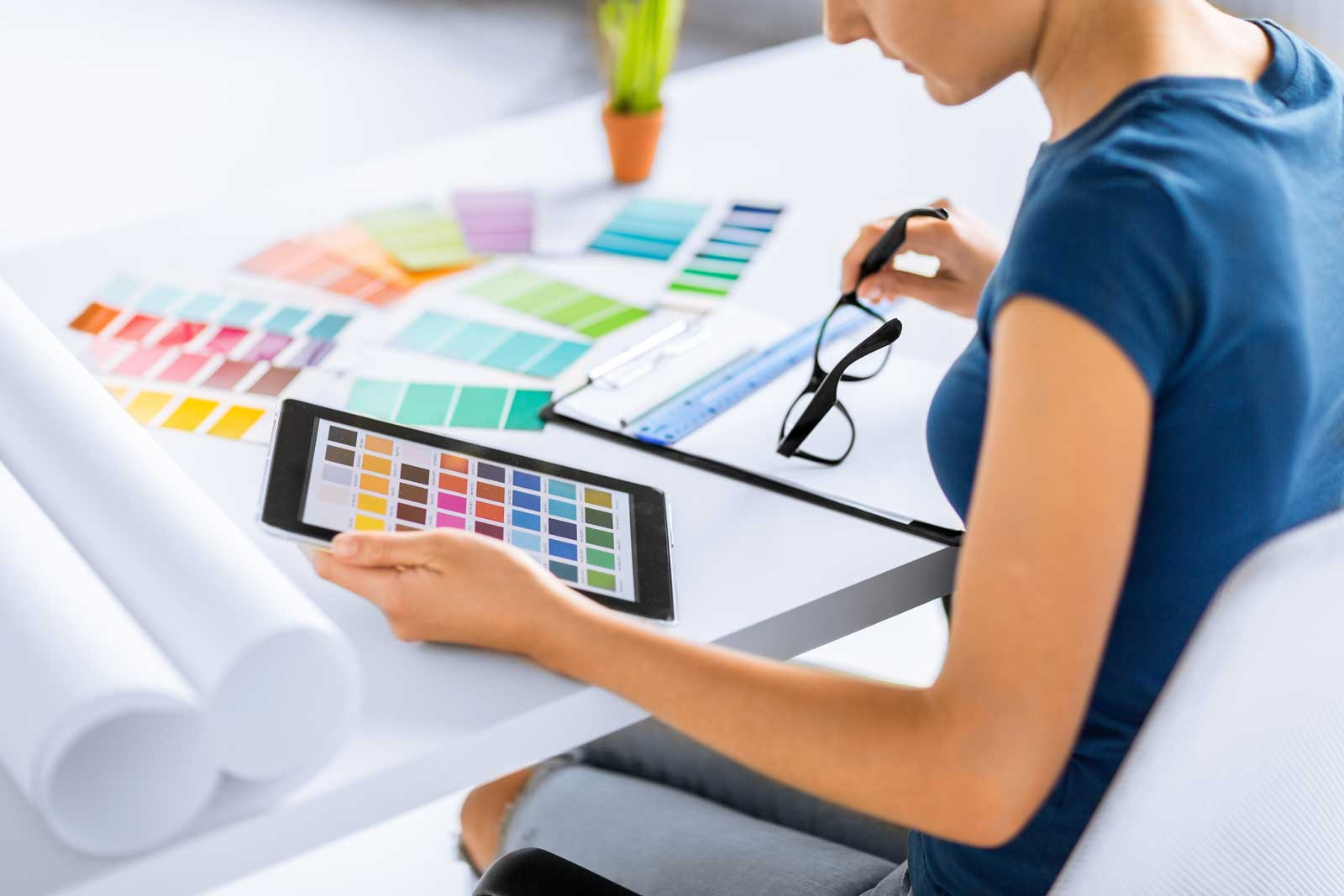 Decorator services paint perfect inc springfield ma for Office interior design questionnaire for clients